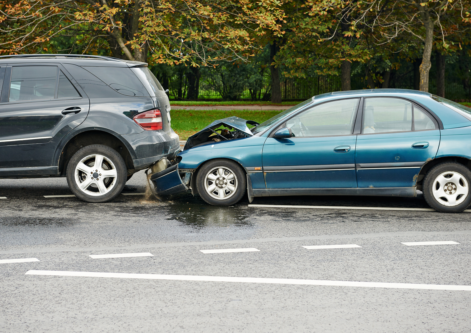 Tailgating Accidents Entitle You to Get Compensation for Your Injuries